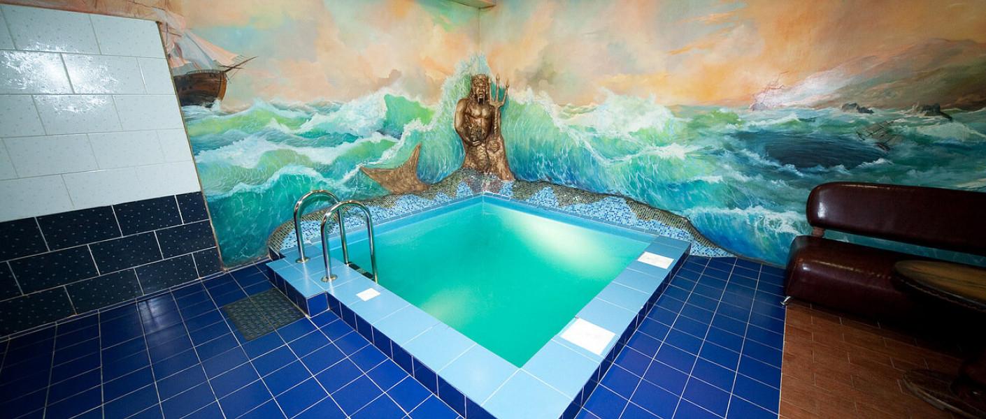 Морская баня